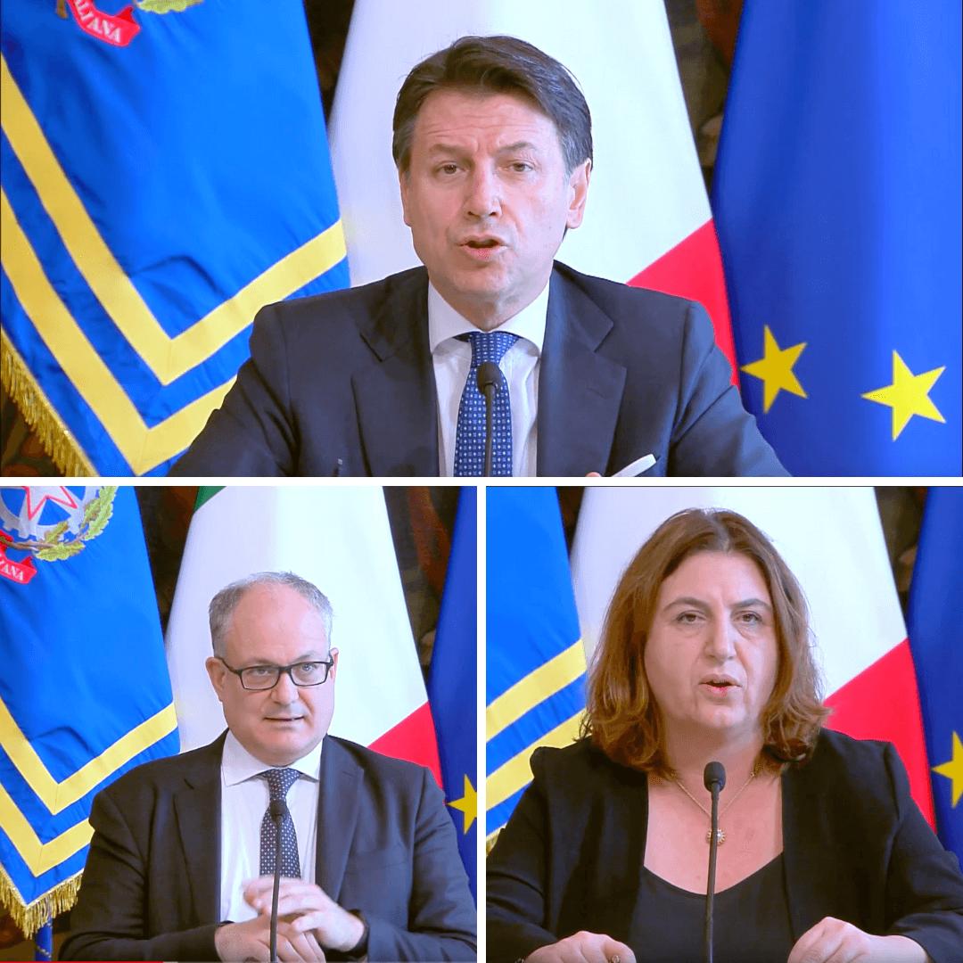 Coronavirus, approvato il decreto legge 'Cura Italia': Conte: «25 miliardi per imprese e famiglie» di cui 3 miliardi di euro per autonomi e professionisti. Si preannunciano novità sul fronte degli investimenti pubblici.